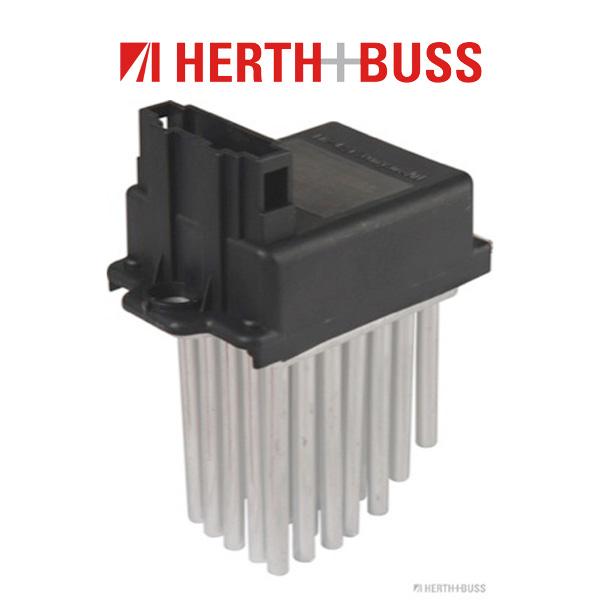 HERTH+BUSS ELPARTS Steuergerät Klimaanlage für AUDI A6 (4B C5) + A6 (4F2 C6) LI