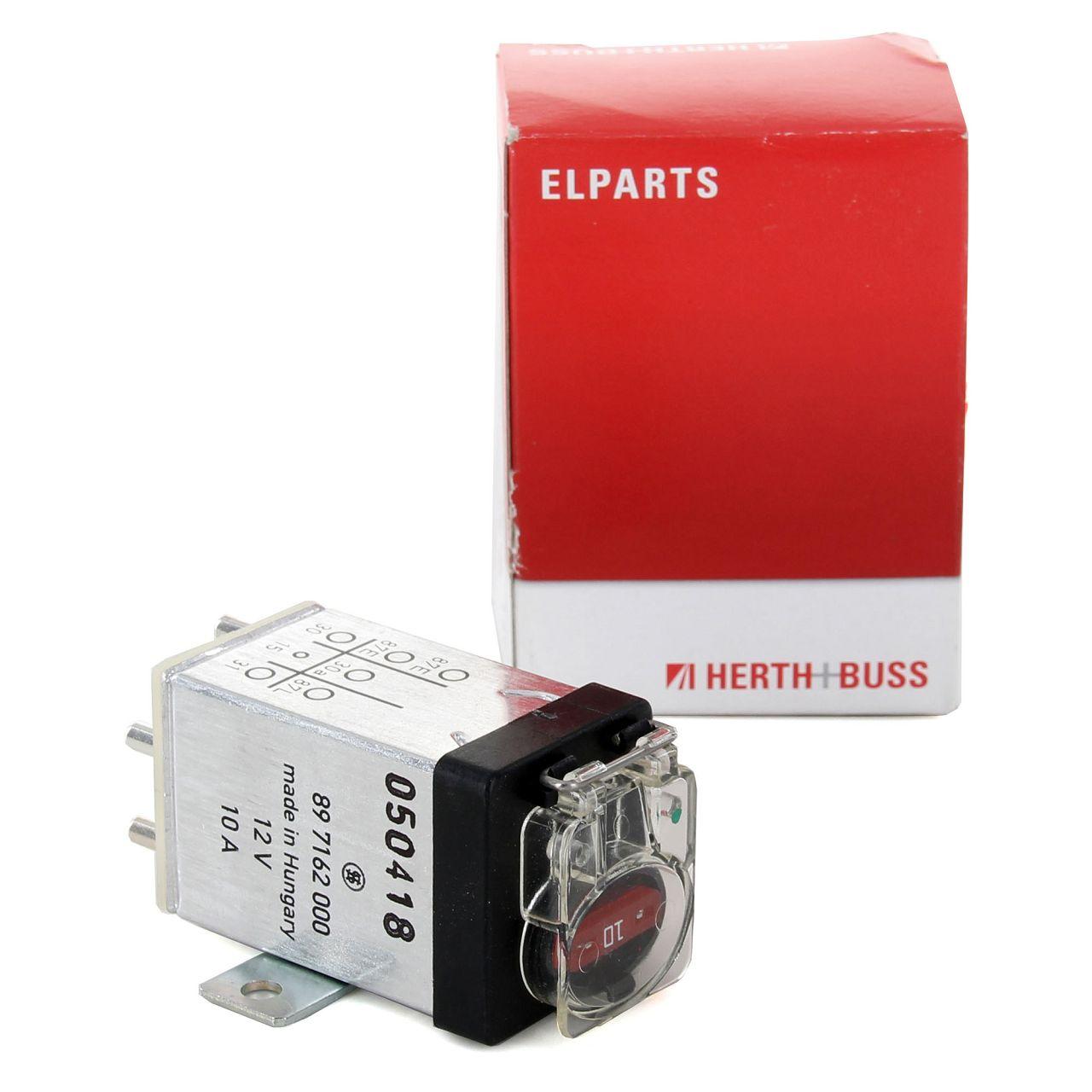 HERTH+BUSS ELPARTS Relais Überspannungsschutz ABS für MERCEDES W201 10.1982-08.
