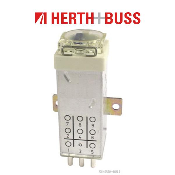 HERTH+BUSS ELPARTS Relais Überspannungsschutz ABS für MERCEDES W202 S202 W123 2