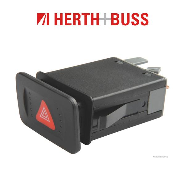 HERTH+BUSS ELPARTS Warnblinkschalter Warnblinker Warnblinklicht für VW BORA GOL