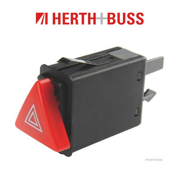 HERTH+BUSS ELPARTS Warnblinkschalter Warnblinker für SKODA OCTAVIA I (1U2 1U5)