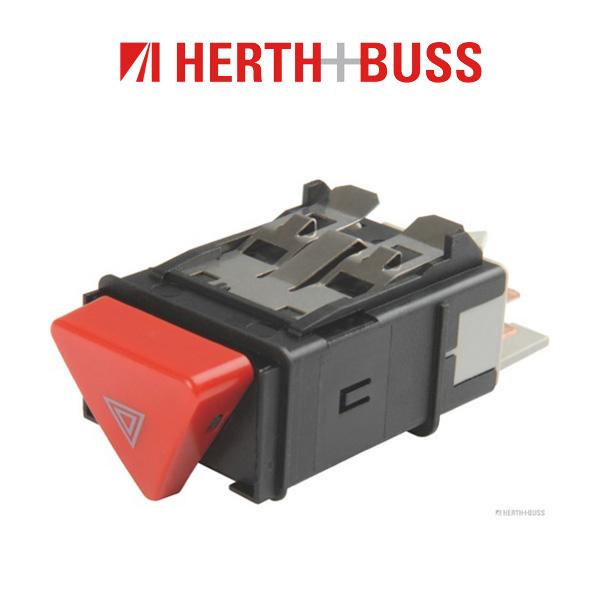 HERTH+BUSS ELPARTS Warnblinkschalter Warnblinker für VW NEW BEETLE ab 06.2001