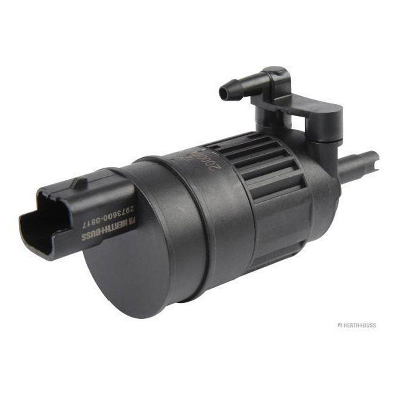 HERTH+BUSS ELPARTS Waschwasserpumpe für OPEL MOVANO X70 MOVANO KASTEN F9