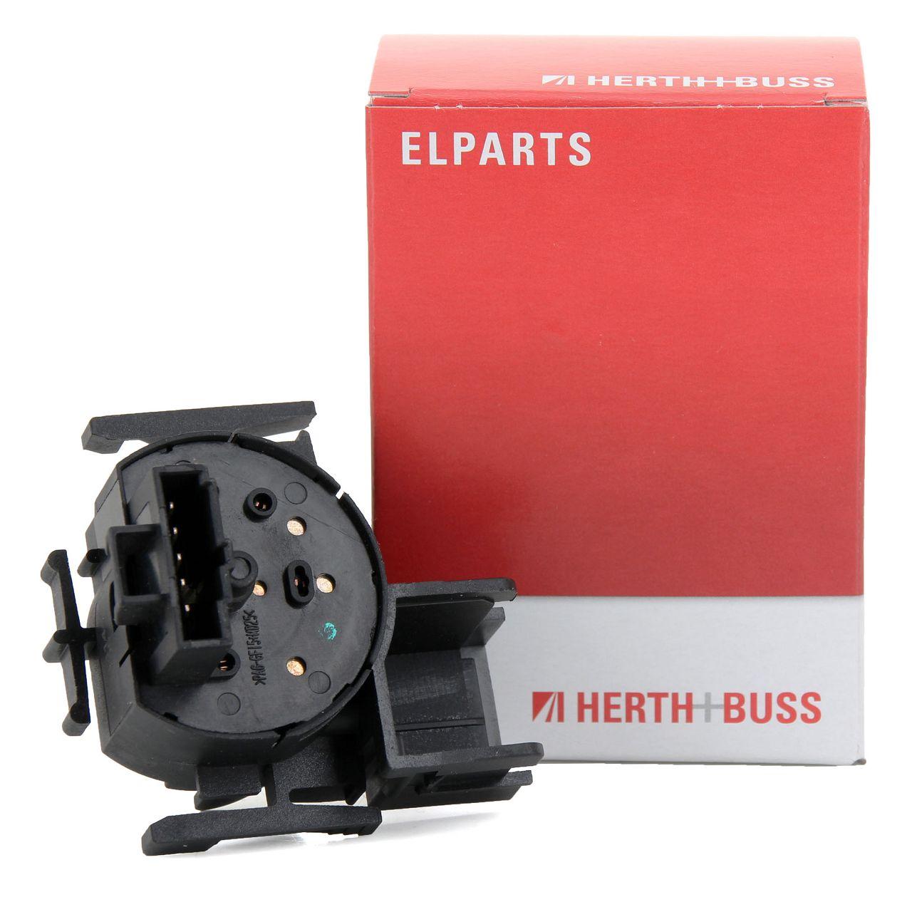 HERTH+BUSS ELPARTS Zündschalter 70513144 für Opel Combo Corsa C Meriva A Tigra A