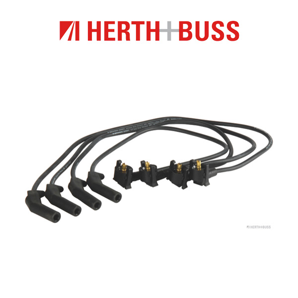 HERTH+BUSS ELPARTS Zündkabelsatz für FORD FIESTA IV KA (RB_) 1.3i bis 08.1998