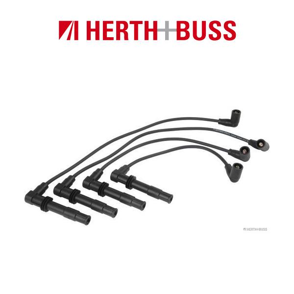 HERTH+BUSS ELPARTS Zündkabelsatz für AUDI A2 SEAT SKODA VW GOLF 4 LUPO POLO 1.4