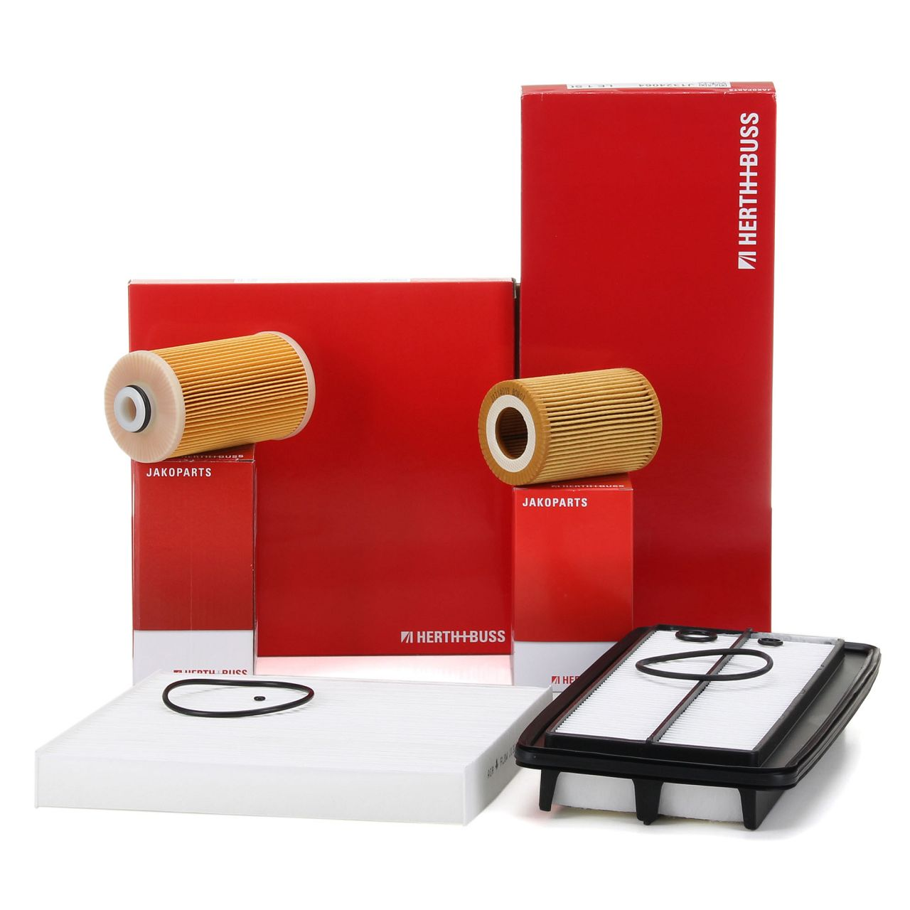 HERTH+BUSS JAKOPARTS Inspektionskit für HONDA ACCORD VIII 2.2 i-DTEC 150/180 PS