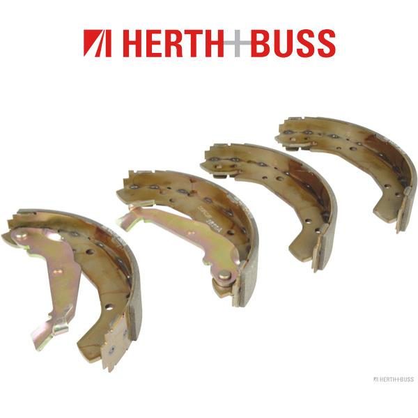 HERTH+BUSS JAKOPARTS Bremsbacken Satz HYUNDAI Sonata 4 Magentis hinten