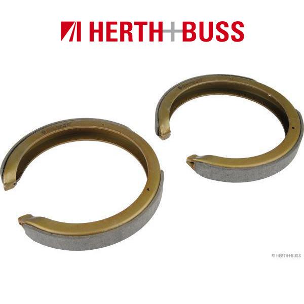 HERTH+BUSS JAKOPARTS Bremsbacken Satz SSANGYONG Actyon I Kyron Rexton hinten