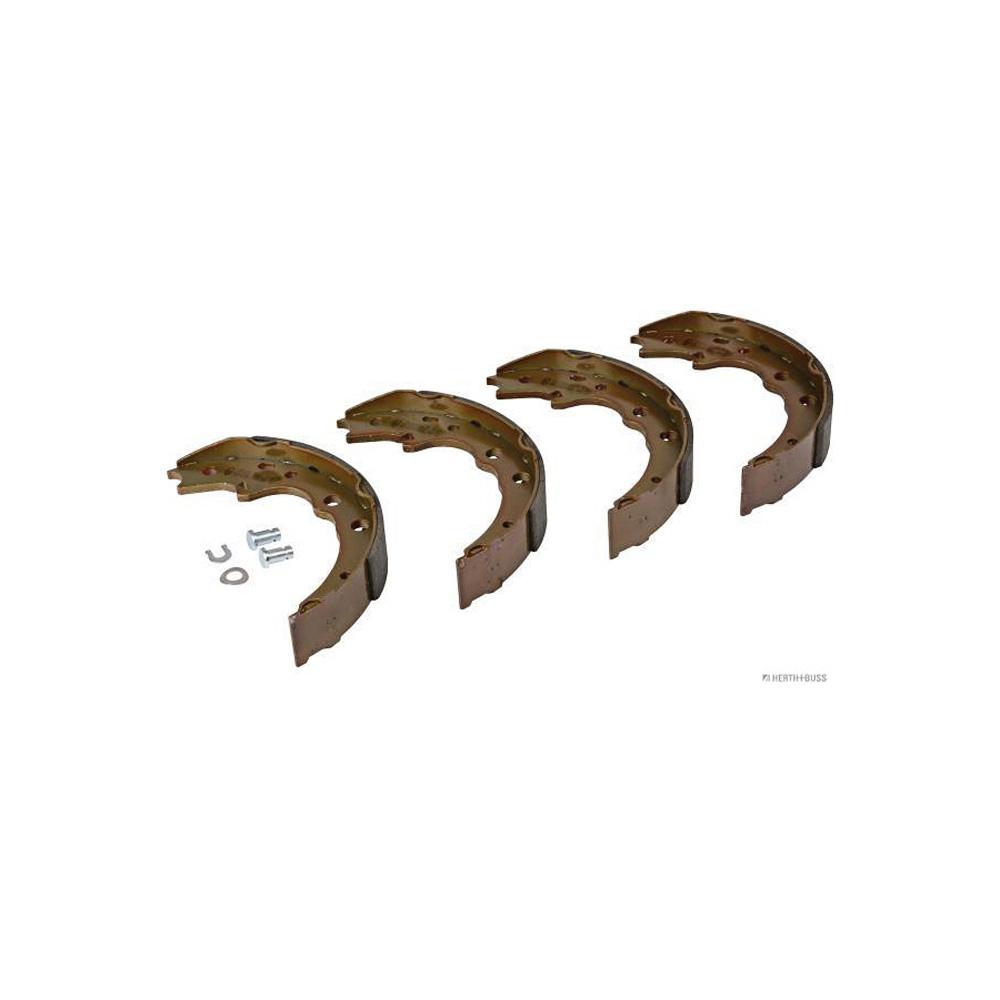 HERTH+BUSS JAKOPARTS Bremsbacken Satz TOYOTA GT 86 Coupe (ZN6_) 2.0