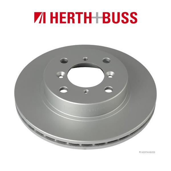 HERTH+BUSS Bremsen Kit Bremsscheiben + Bremsbeläge für SUZUKI BALENO (EG) vorne