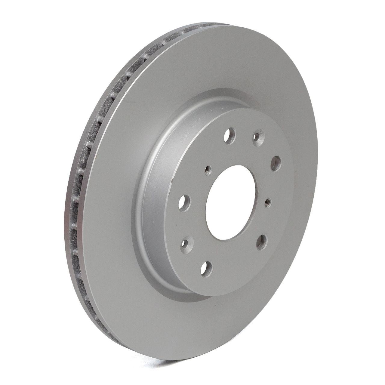 HERTH+BUSS Bremsen Kit Bremsscheiben + Bremsbeläge für SUZUKI SX4 (EY GY) vorne