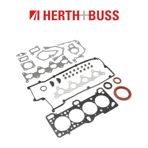 HERTH+BUSS JAKOPARTS Zylinderkopfdichtung Satz für KIA RIO 2 + STUFENHECK 112 PS