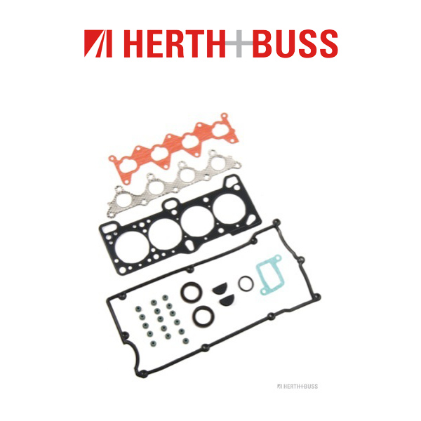 HERTH+BUSS JAKOPARTS Zylinderkopfdichtung Satz für HYUNDAI COUPE ELANTRA 1.6i 1