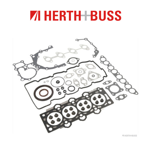 HERTH+BUSS JAKOPARTS Zylinderkopfdichtung Satz für HYUNDAI ACCENT III MATRIX 1.