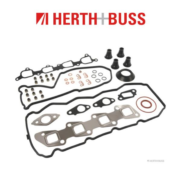 HERTH+BUSS JAKOPARTS Zylinderkopfdichtung Satz für NISSAN NAVARA PATHFINDER 2.5