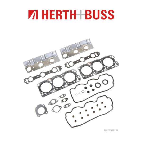 HERTH+BUSS JAKOPARTS Zylinderkopfdichtung Satz für MITSUBISHI PAJERO 1 2 + CANV