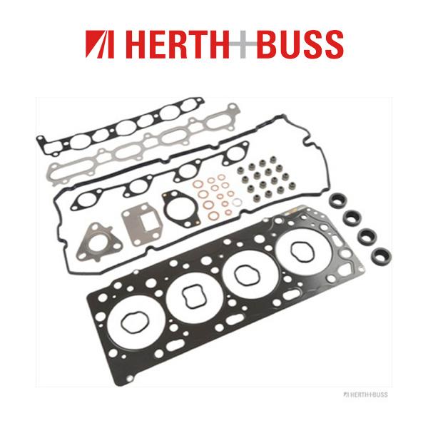 HERTH+BUSS JAKOPARTS Zylinderkopfdichtung Satz MITSUBISHI L 200 2.5 DI-D / DiD