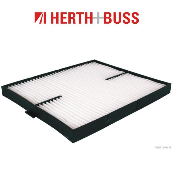 HERTH+BUSS JAKOPARTS Filterset für KIA CARNIVAL I (UP) II (GQ) 2.9TD 2.9CRdi