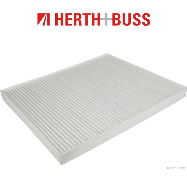 HERTH+BUSS JAKOPARTS Filterpaket Filterset für KIA CERATO (LD) 1.5 CRDi 102 PS