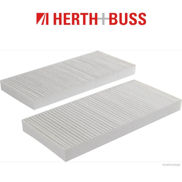 HERTH+BUSS JAKOPARTS Inspektionskit für KIA SORENTO I (JC) 3.3 V6 4WD 248 PS