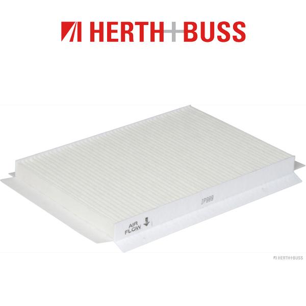 HERTH+BUSS JAKOPARTS Filterpaket Filterset für KIA CEE'D (ED) 2.0 CRDi 136/140PS