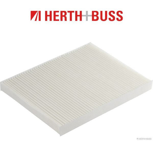 HERTH+BUSS JAKOPARTS Filterset für HYUNDAI ix20 (JC) KIA VENGA (YN) 1.4/1.6CRDi