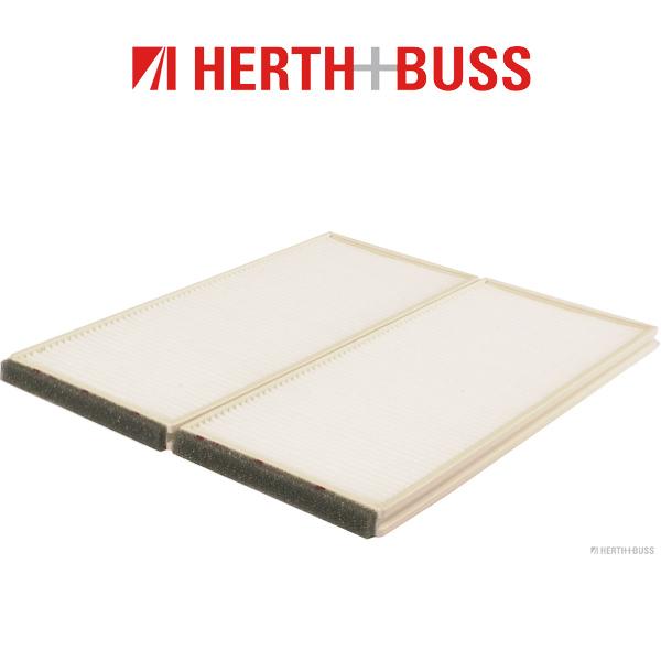 HERTH+BUSS JAKOPARTS Filterpaket Filterset für HYUNDAI GETZ (TB) 1.1 63/67 PS