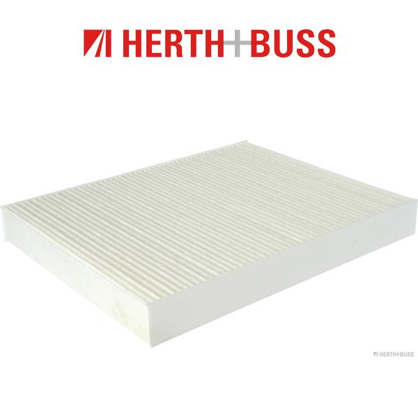 HERTH+BUSS JAKOPARTS Inspektionskit Filterpaket für HYUNDAI ix55 3.0 V6 CRDi 4WD