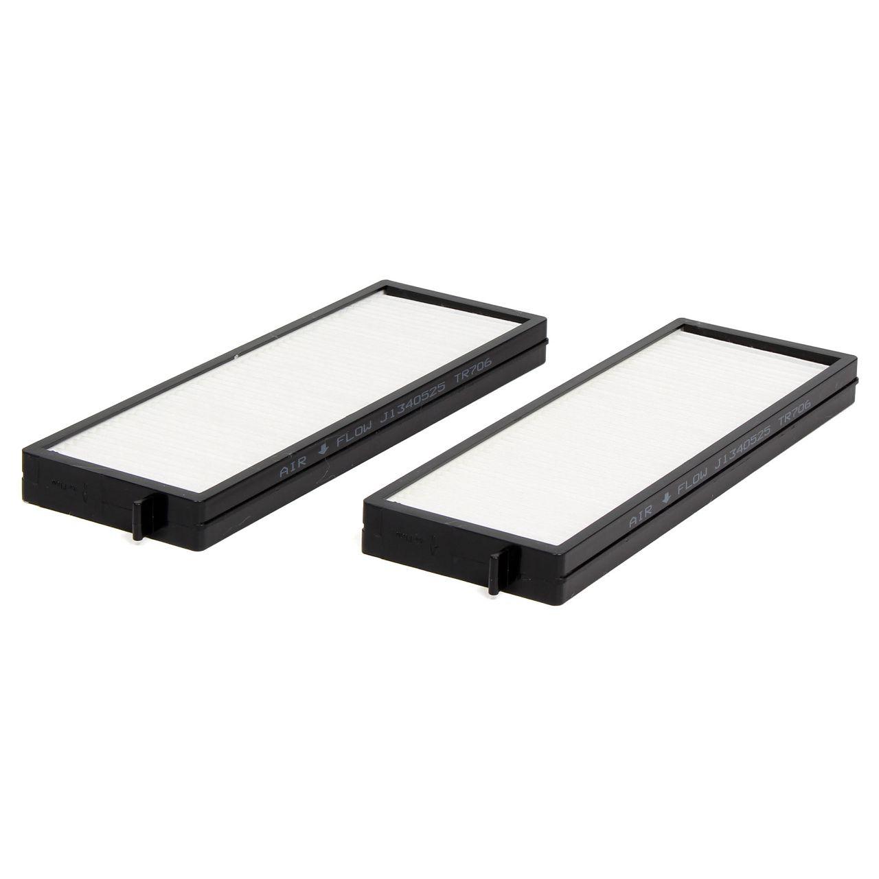 HERTH+BUSS JAKOPARTS Filterpaket Filterset für HYUNDAI i20 (PB PBT) 1.2 86 PS