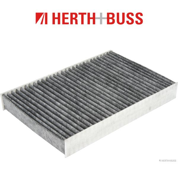 HERTH+BUSS JAKOPARTS Filterset für NISSAN KUBISTAR (X76 X80) 1.5 dCi 57-85 PS