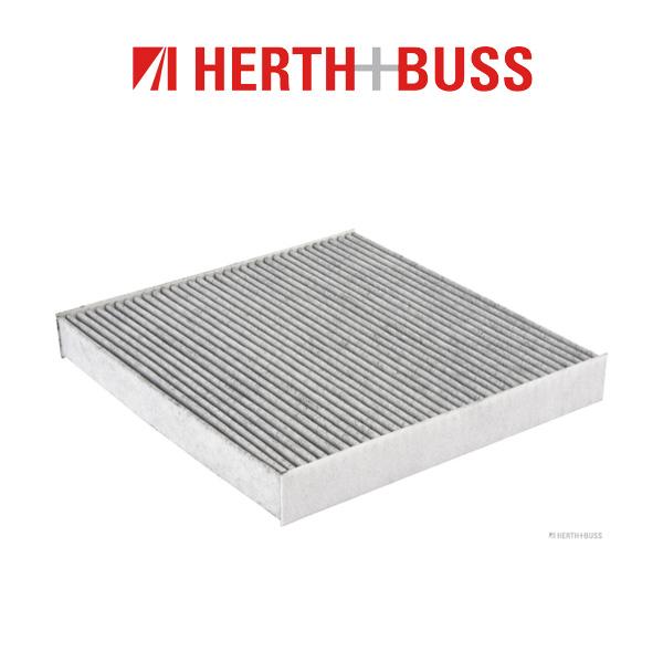 HERTH+BUSS JAKOPARTS Filterpaket Filterset für HONDA CR-V IV (RE) 2.0 155 PS