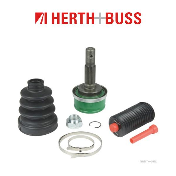 HERTH+BUSS JAKOPARTS Gelenksatz für TOYOTA PRIUS LIFTBACK 78 PS vorne RADSEITIG