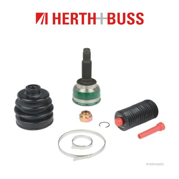 HERTH+BUSS JAKOPARTS Gelenksatz für KIA PRIDE MAZDA 323 III vorne RADSEITIG
