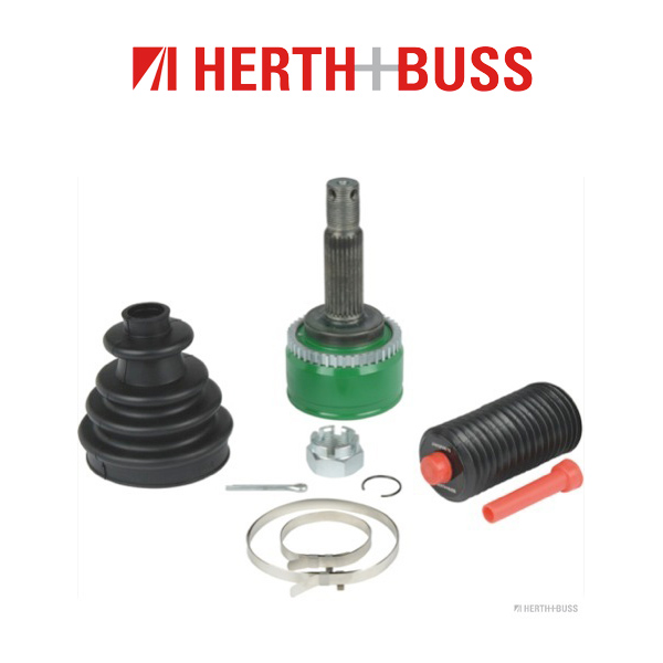 HERTH+BUSS JAKOPARTS Gelenksatz für MITSUBISHI COLT V LANCER VI vorne radseitig