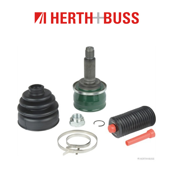 HERTH+BUSS JAKOPARTS Gelenksatz SUBARU Impreza Legacy I II vorne RADSEITIG J2827017