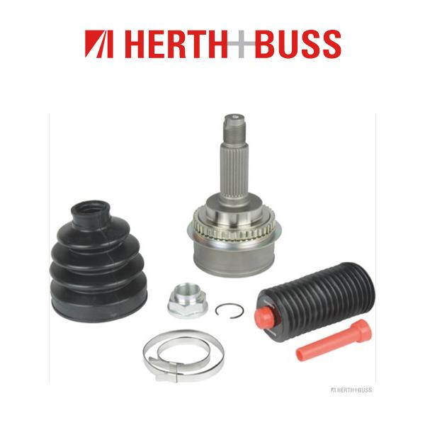 HERTH+BUSS JAKOPARTS Gelenksatz Antriebswelle SUBARU Forester SG 2.0 AWD vorne radseitig