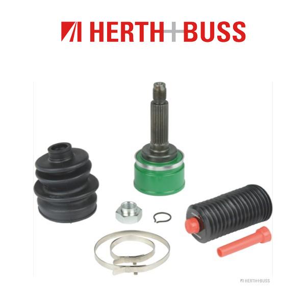 HERTH+BUSS JAKOPARTS Gelenksatz Antriebswelle für SUZUKI ALTO vorne RADSEITIG