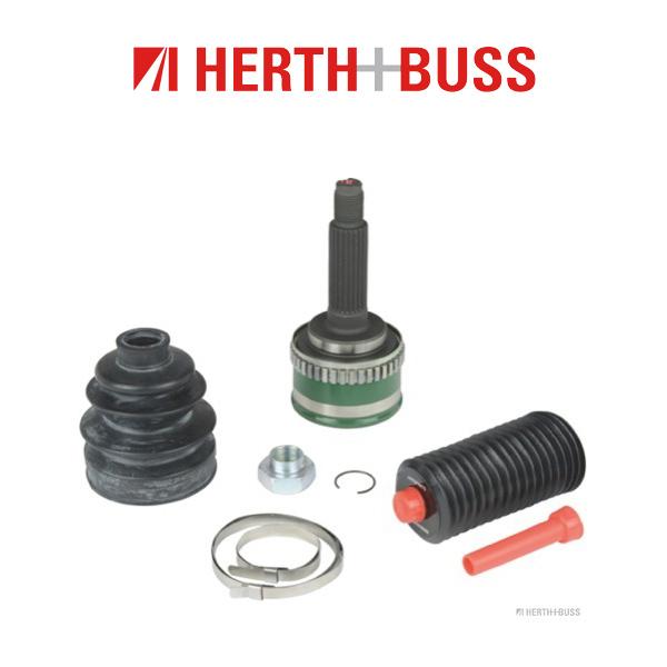 HERTH+BUSS JAKOPARTS Gelenksatz Antriebswelle für SUZUKI SWIFT II vorne RADSEIT