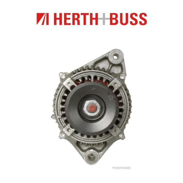 HERTH+BUSS JAKOPARTS Lichtmaschine Generator 14V 80A für TOYOTA LAND CRUISER 80