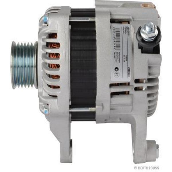 HERTH+BUSS JAKOPARTS Lichtmaschine 14V 100A MAZDA 2 + 3 + 6 + CX-3 + CX-5 + MX-5