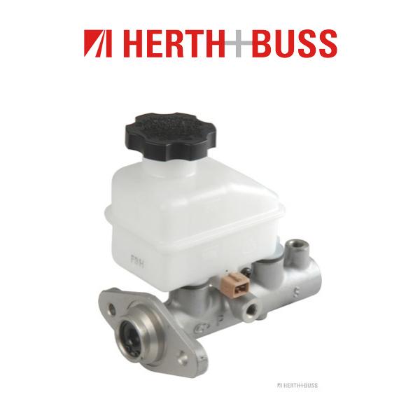 HERTH+BUSS JAKOPARTS Hauptbremszylinder für KIA CERATO 105 143 PS ab 04.2004