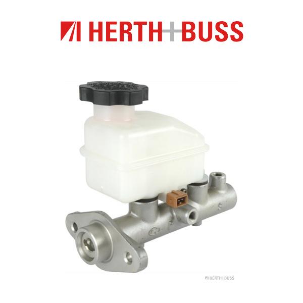 HERTH+BUSS JAKOPARTS Hauptbremszylinder für KIA CERATO 105 143 PS mit TCS