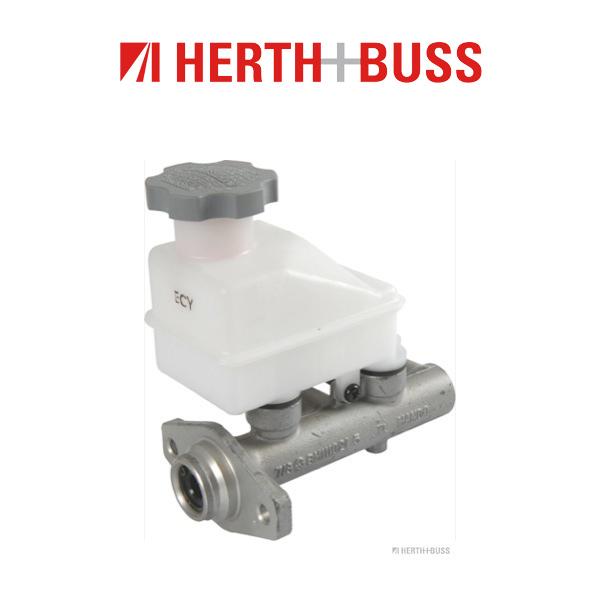 HERTH+BUSS JAKOPARTS Hauptbremszylinder für HYUNDAI COUPE LANTRA II mit ABS