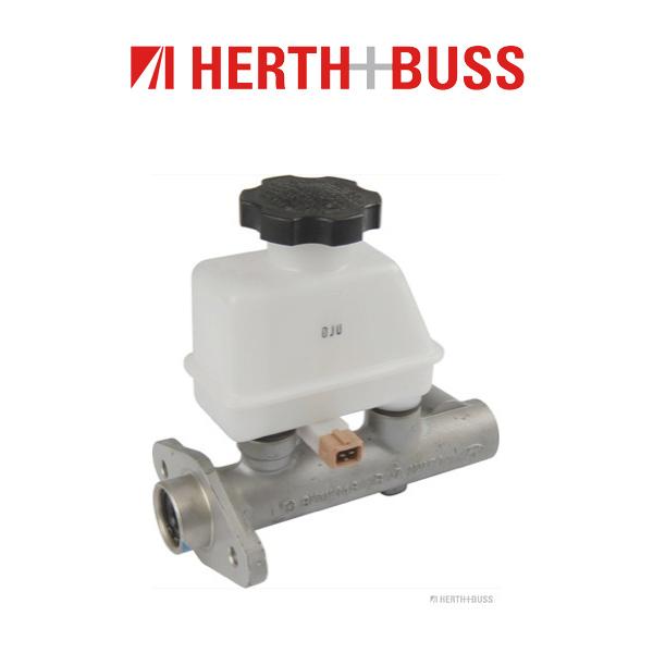 HERTH+BUSS JAKOPARTS Hauptbremszylinder für HYUNDAI TERRACAN (HP) ohne ABS