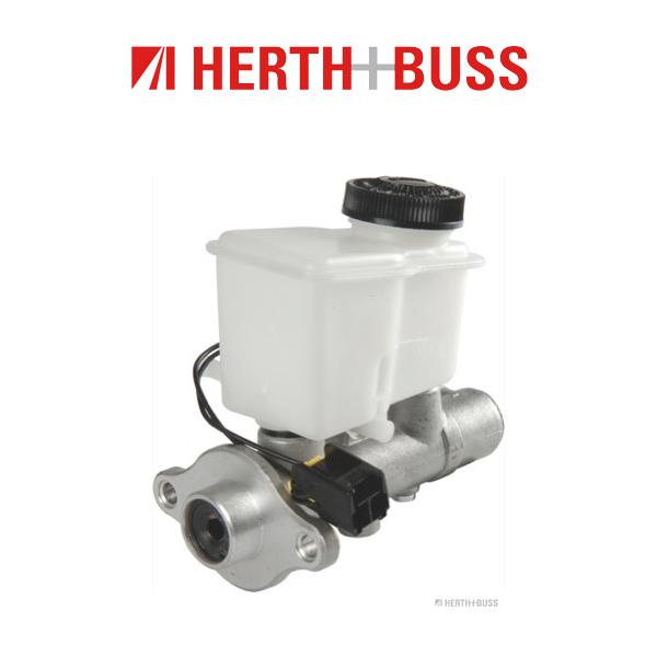HERTH+BUSS JAKOPARTS Hauptbremszylinder für MAZDA 626 IV V MX-6 XEDOS 6 ohne ABS