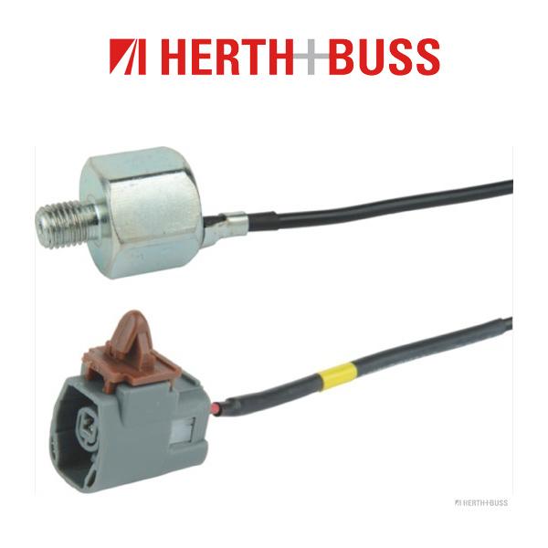 HERTH+BUSS JAKOPARTS Klopfsensor für MAZDA 323 F/S VI (BJ) 1.6 95 98 PS bis 05.
