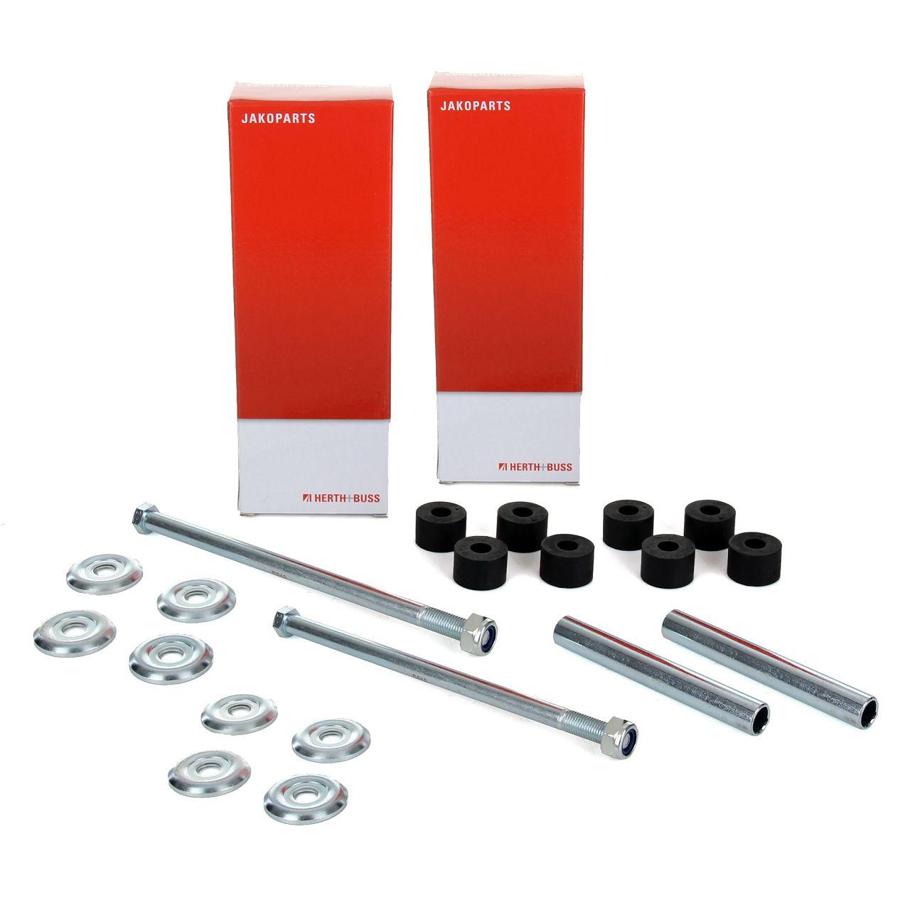 2x HERTH+BUSS JAKOPARTS Koppelstange Pendelstütze für KIA K2500 (SD) K2900 vorne