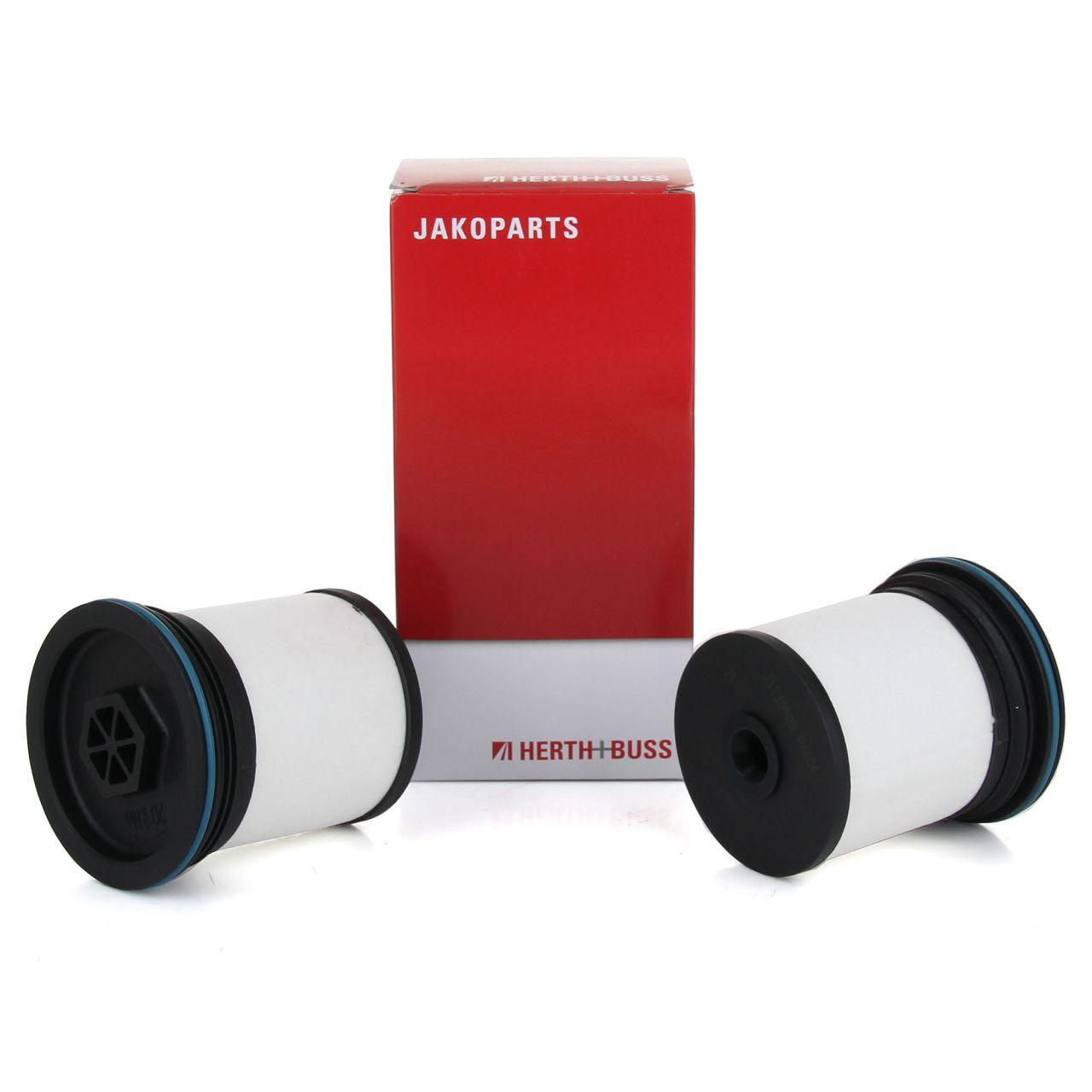 HERTH+BUSS JAKOPARTS Kraftstofffilter Dieselfilter für CHEVROLET CAPTIVA 2.2D