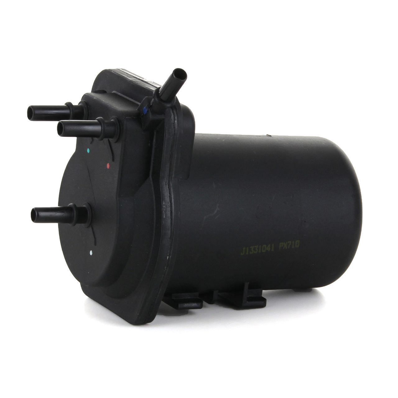 HERTH+BUSS JAKOPARTS Filterset für NISSAN MICRA III K12 NOTE E11 NV200 1.5 dCi